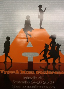 type a mom conference