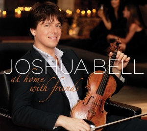 Joshua Bell At Home Cover